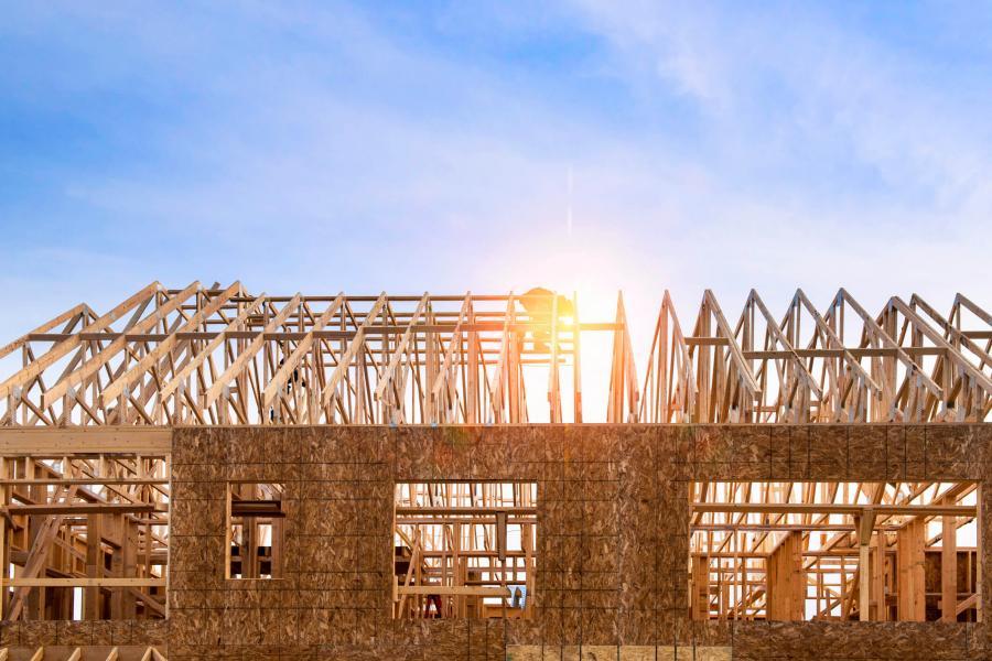 new construction home using a va loan