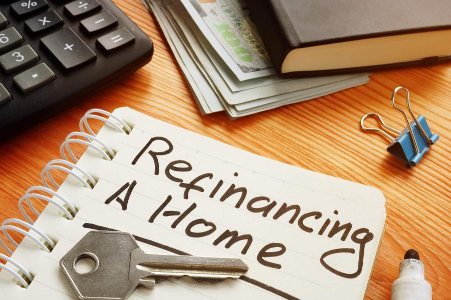 refinancing calculator for va cash-out loan