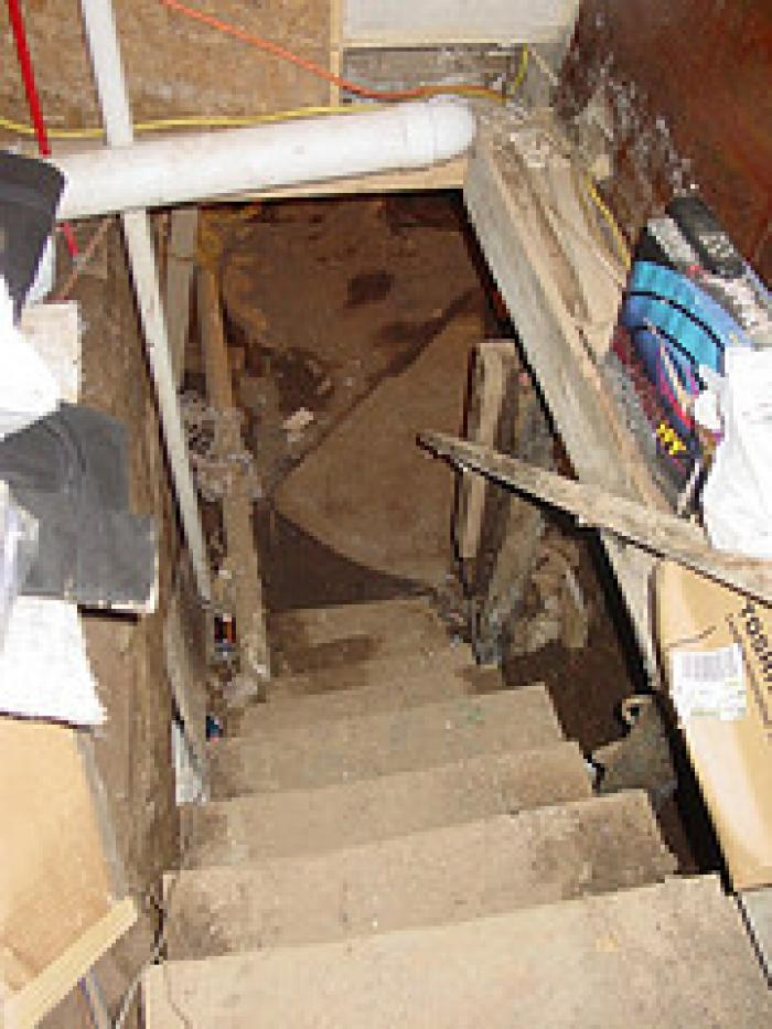Scary Basements Don't Sell Real Estate