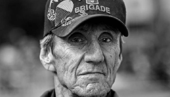 older military veteran of 173rd airborne brigade