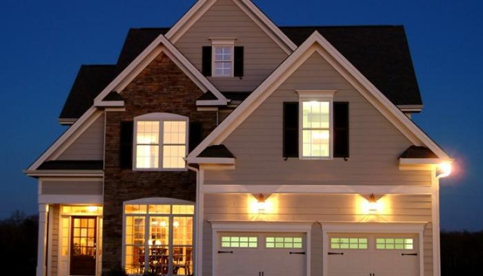 outside of home at night borrowers may want to buy