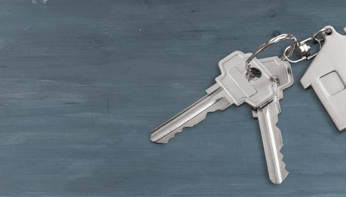 keys to a home are the last step in the home loan process