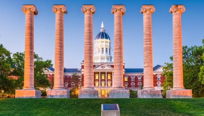 university of missouri campus.
